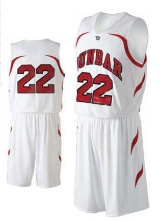 メンズ「Dunbar」バスケットボールショーツからHollowayスポーツウェア B004T4O4EQ パープル/ホワイト XXX-Large