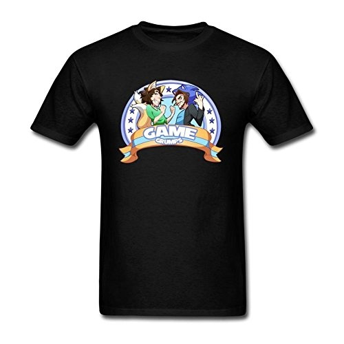 JuDian Game Grumps And Sonic T Shirt For Men XXXL