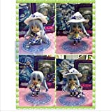 Hand to do animation toys 3.4 2014Q version magic snow Hatsune model Decoration