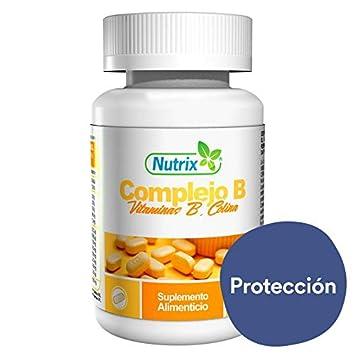 Nutrix Complejo B 60 Count