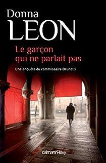 Le Garçon qui ne parlait pas par Leon