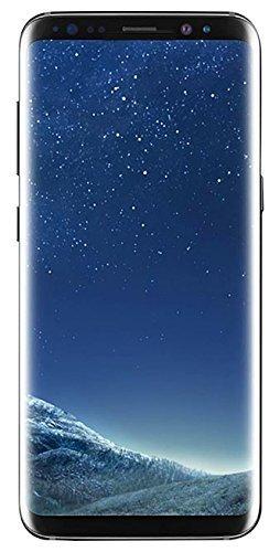 "Samsung Galaxy S8  64GB Unlocked Phone - 6.2"" Screen - International Version (Midnight Black)"