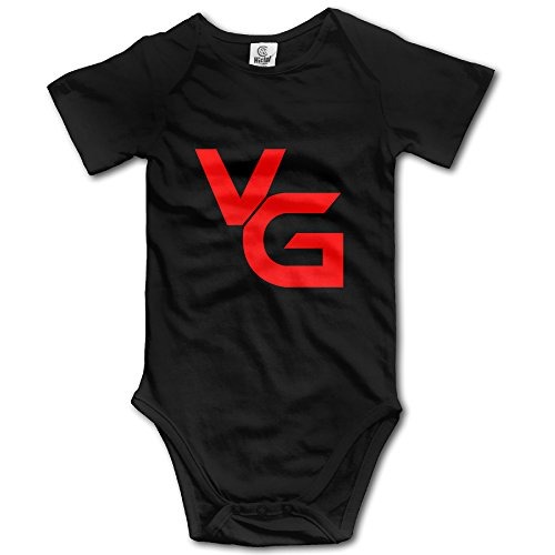 vanoss-gaming-vg-unisex-short-sleeve-bodysuit-set-for-baby-boys-girls