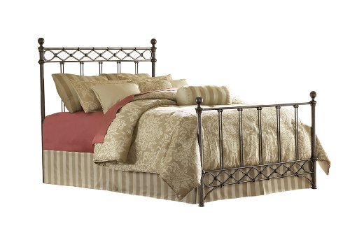 Metal Round Bed - 7
