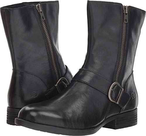 Born Women's ROA Black Full Grain 6.5 M ()