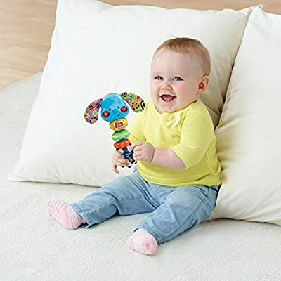 VTech Baby Rattle & Sing Puppy (Frustration Free Packaging)