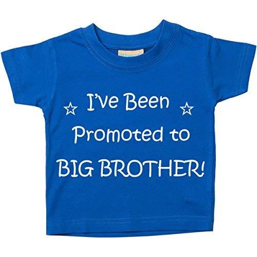 15 azul calentando 0 15 camiseta Baby 14 en meses regalo 14 a Big Nuevo os a tama la estado en He de 6 Por os Disponible Brother Toddler os Kids 1nXzpa5