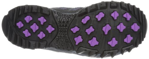 adidas Kanadia 5 tr GTX w G97333 Damen Laufschuhe Schwarz (Black 1 / Dark Onix / Ray Pink F13)