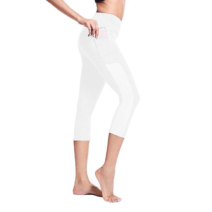 Leggings deporte mujer sexy 2019, Mallas yoga Mujer Leggins ...