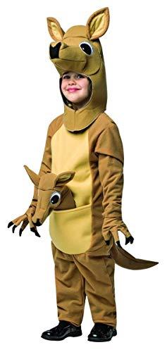Rasta Imposta 6540-710 7-10 Kangaroo Costume ()