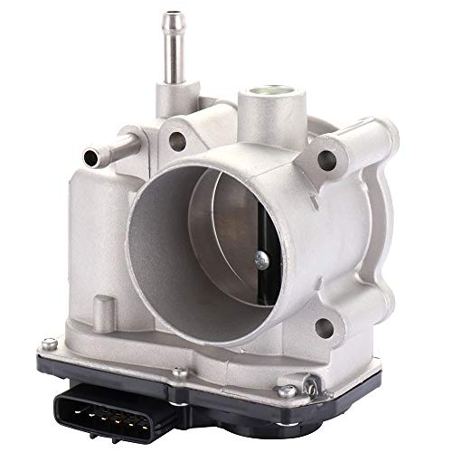 Toyota Corolla Auto Body - cciyu S20139 Throttle Body Actuator Assembly for Controlling Fuel Injection fit for 2007 2008 2009 2010 2011 Toyota Corolla