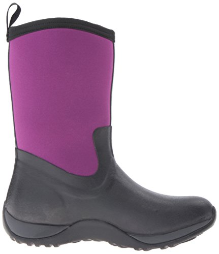 Arctic Rubber Weekend Purple Boots Muck Phlox Women's Height Mid Black Boot Winter PqX1nEn5wx