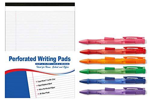 Paper Mate Clearpoint Color Lead Mechanical Pencils