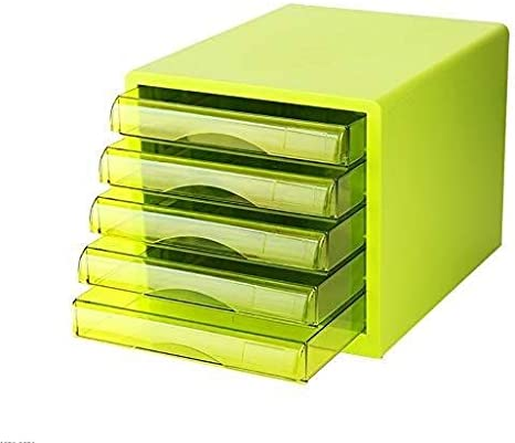 Archivador de escritorio, unidad almacenamiento escritorio, caja ...