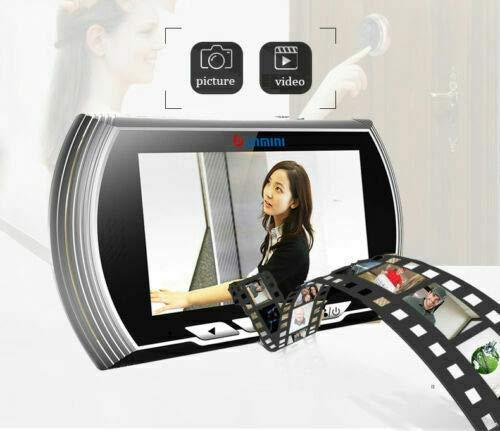 Eosphorus ML Digital TFT 4.3 inch LCD Peephole Doorbell Home Security Night Vision IR Camera by Eosphorus ML (Image #5)