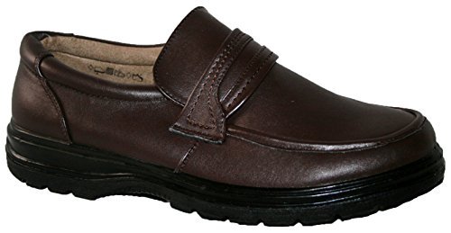Charles Southwell ,  Herren Sneaker Low-Tops Brown Slip on