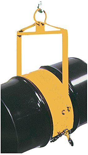 Wesco Industrial Products 278750 Value Drum Lifter/Dispenser, 700 lb. Capacity, 8-1/2'' Width x 36'' Height x 29'' Depth