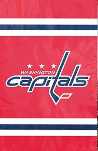 NHL Appliqué Team Flag: Washington Capitals