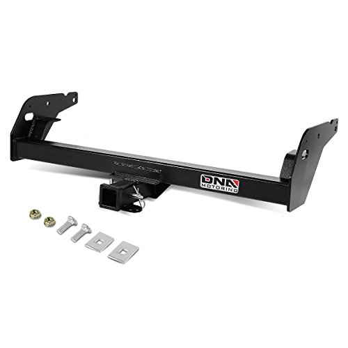 DNA Motoring Toyota Tacoma Class III Trailer Hitch Receiver Rear Tow Hook Kit