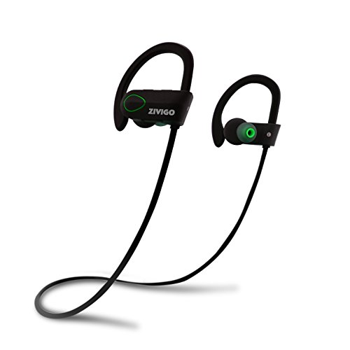 Bluetooth-Headphones-By-Zivigo-Bluetooth-Earbuds-Sweat-proof-IPX7-Waterproof-Headphones-with-Noise-Cancellation-Technology-Microphone-Voice-Prompts-compatible-With-IOS-and-Android-Devices