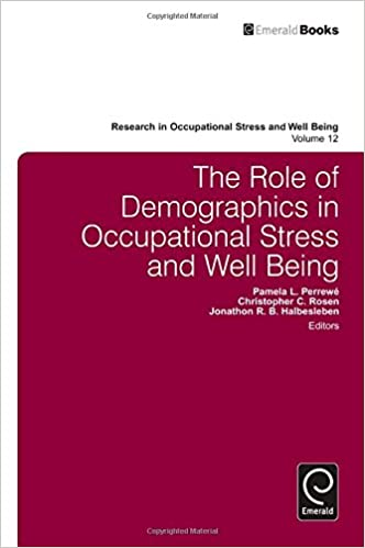 The Role of Demographics in Occupational Stress and Well