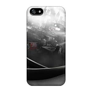 New Arrival Iphone 5/5s Case 2011 Batman Arkham City Case Cover