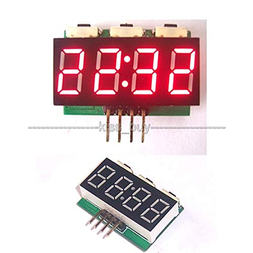 - DP-iot DC 5V-12V Digital Cycle Timer Delay Time Switch Controller Pulse Generator Clock