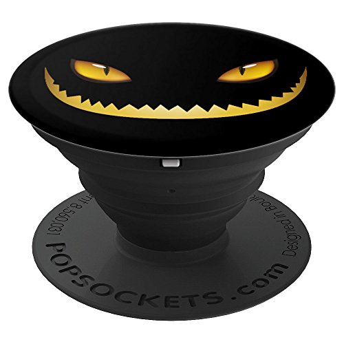 Halloween Smile Monster Animal Eyes - PopSockets Grip and Stand for Phones and -
