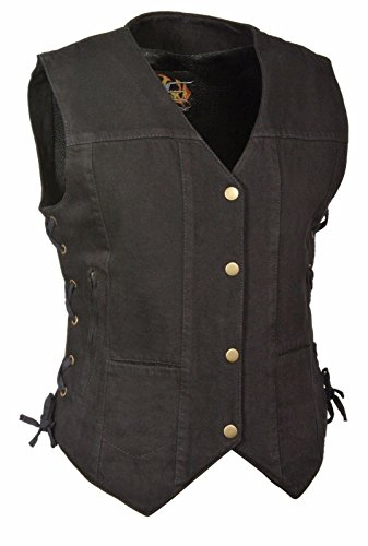 vest with gun pocket - 1