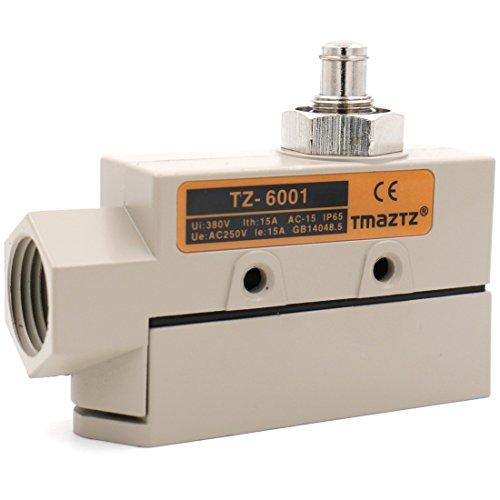 (Baomain TZ-6 Sealed Limit Switch TZ-6001 AC 250V 15A IP 65 )