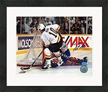 d55ee33cb61 Image Unavailable. Image not available for. Color  Mike Richter autographed  ...