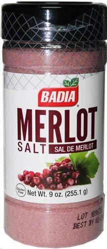 Merlot Salt - Badia Merlot Salt 9 oz