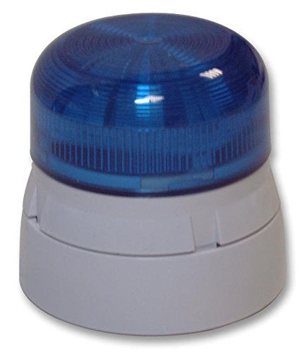 FLASHGUARD 45-713341 FLASHGUARD BEACON 12/24V BLUE 3W [1] (Epitome Certified)
