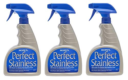 Hopes Perfect Stainless Cleaner and Polish 22 ounce (3)