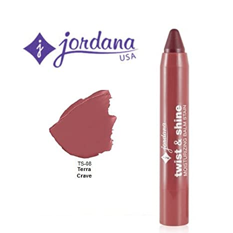 (3 Pack) JORDANA Twist & Shine Moisturizing Balm Stain - Sweet Pink Tony Moly, Pandas Dream, Pocket Lip Balm, 3.8 g(pack of 1)
