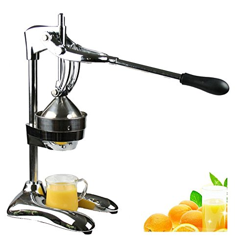 "Kendal 34"" Commercial Grade Manual Hand Juice Extractor Juicer"