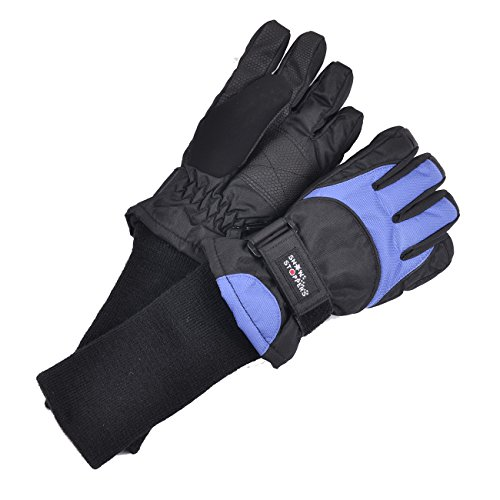 SnowStoppers Waterproof Ski & Snowboard Winter Kids Gloves
