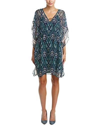 ella-moss-womens-lorelei-printed-silk-caftan-dress-black-medium