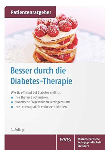 Besser Durch Die Diabetes Therapie  Mit Mikronährstoffen