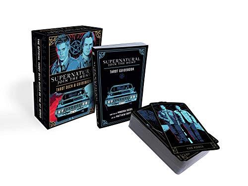 Supernatural Tarot Deck and Guidebook