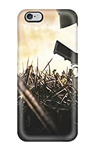 Hot Fallen Soldier First Grade Tpu Phone Case For Iphone 6 Plus Case Cover