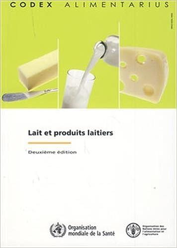 Book Lait et produits laitiers (French Edition)