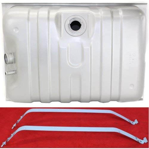 Fuel Tank Kit Compatible with Kit ford Bronco 1978-78 Set of 3 With Strap