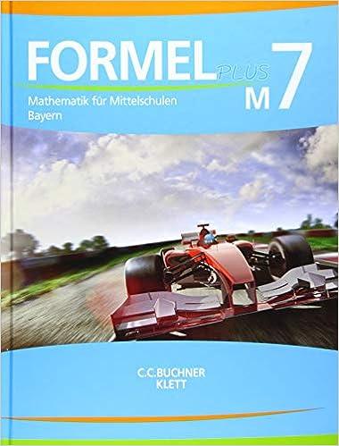 Formel PLUS M7