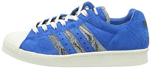 Nero 3 451 Sneaker Blue Black Bird Uomo Adidas Chalk xFwBHEB8