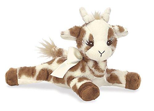 Bearington Baby Patches Stuffed Animal Giraffe Rattle, (Animal Rattles)