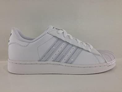 e4350d0e8db9eb ... Adidas Superstar II  Interchangeable Stripes  Junior  Amazon.co.uk   Sports ...
