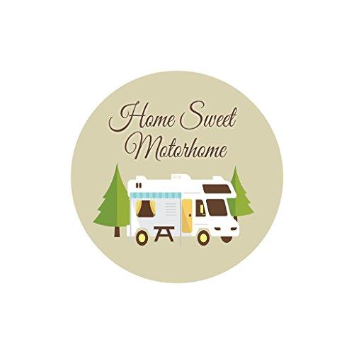 Happy Campers - RV Motorhome Sticker 6