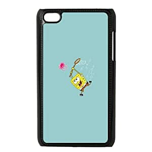 iPod Touch 4 Case Black SpongeBob 2 SUX_159278
