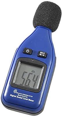 BAFX Products® - Decibel Meter / Sound Level Reader - W/ Battery!